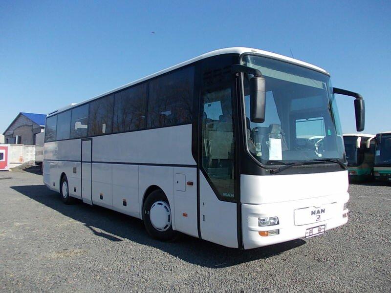 Пассажирский автобус MAN Lion's Star original