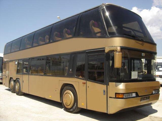 Пассажирский автобус Neoplan N122